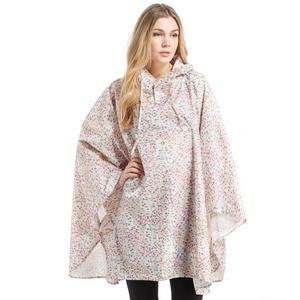 ONE EARTH Women's Printed Poncho