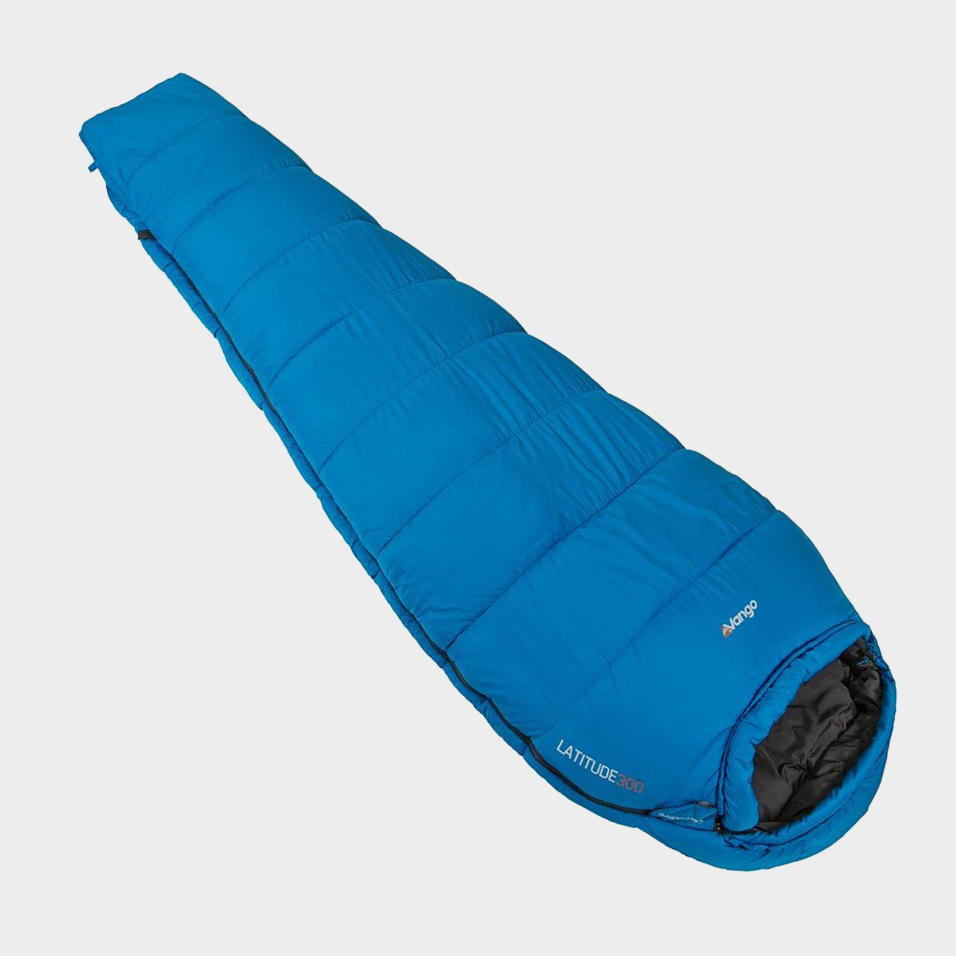 Vango Latitude 300 34 Season Sleeping Bag  Blue Blue
