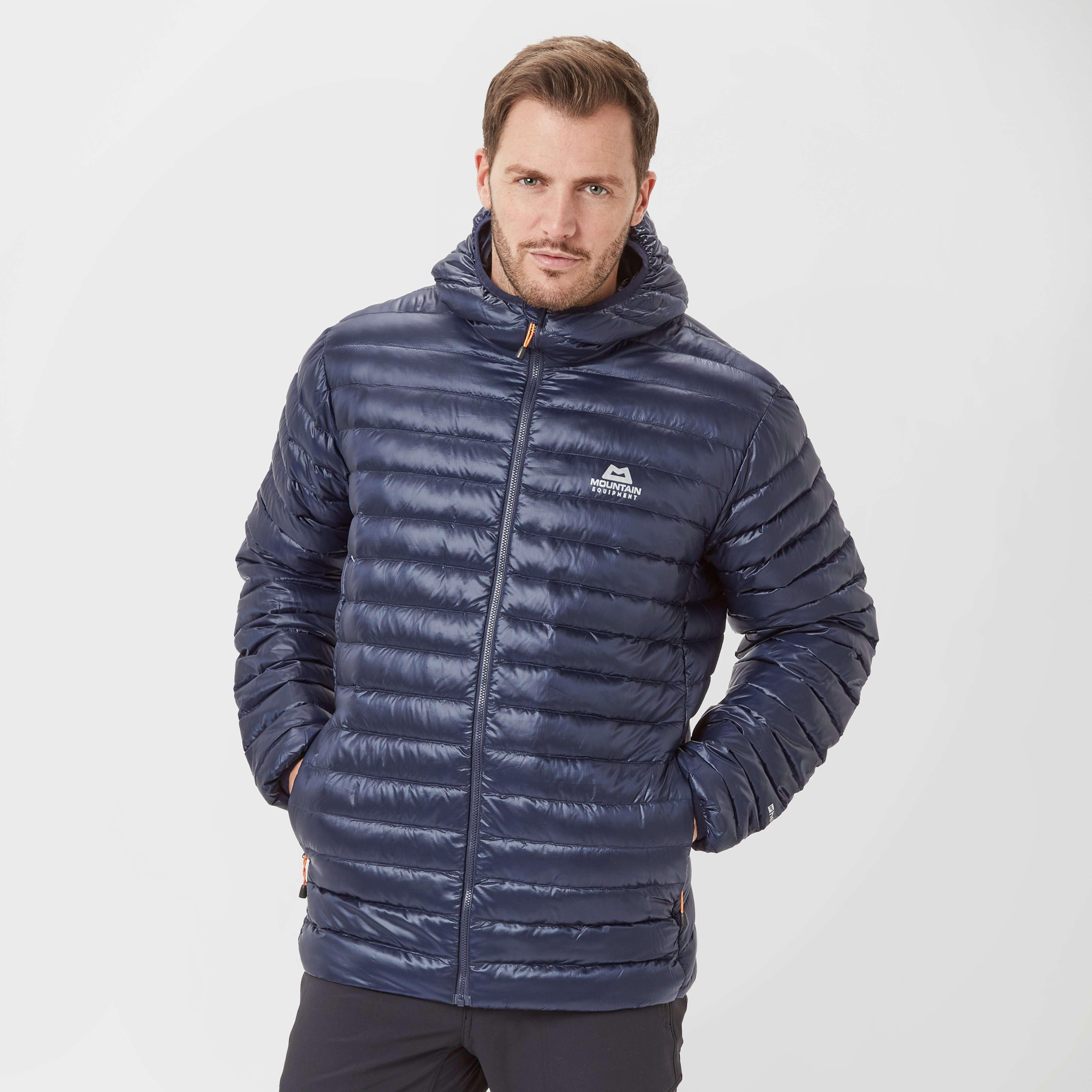 MOUNTAIN EQUIPMENT Men's Arete Hooded Down Jacket