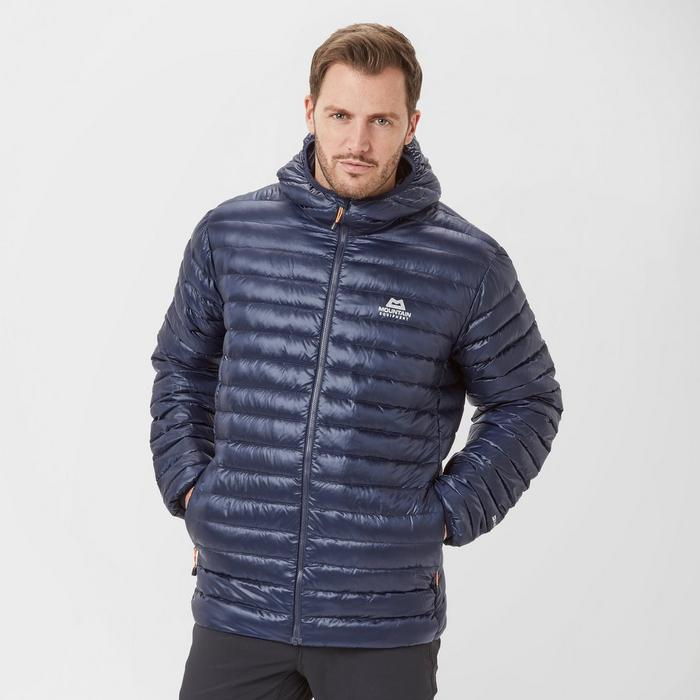 Men's Arete Hooded Down Jacket