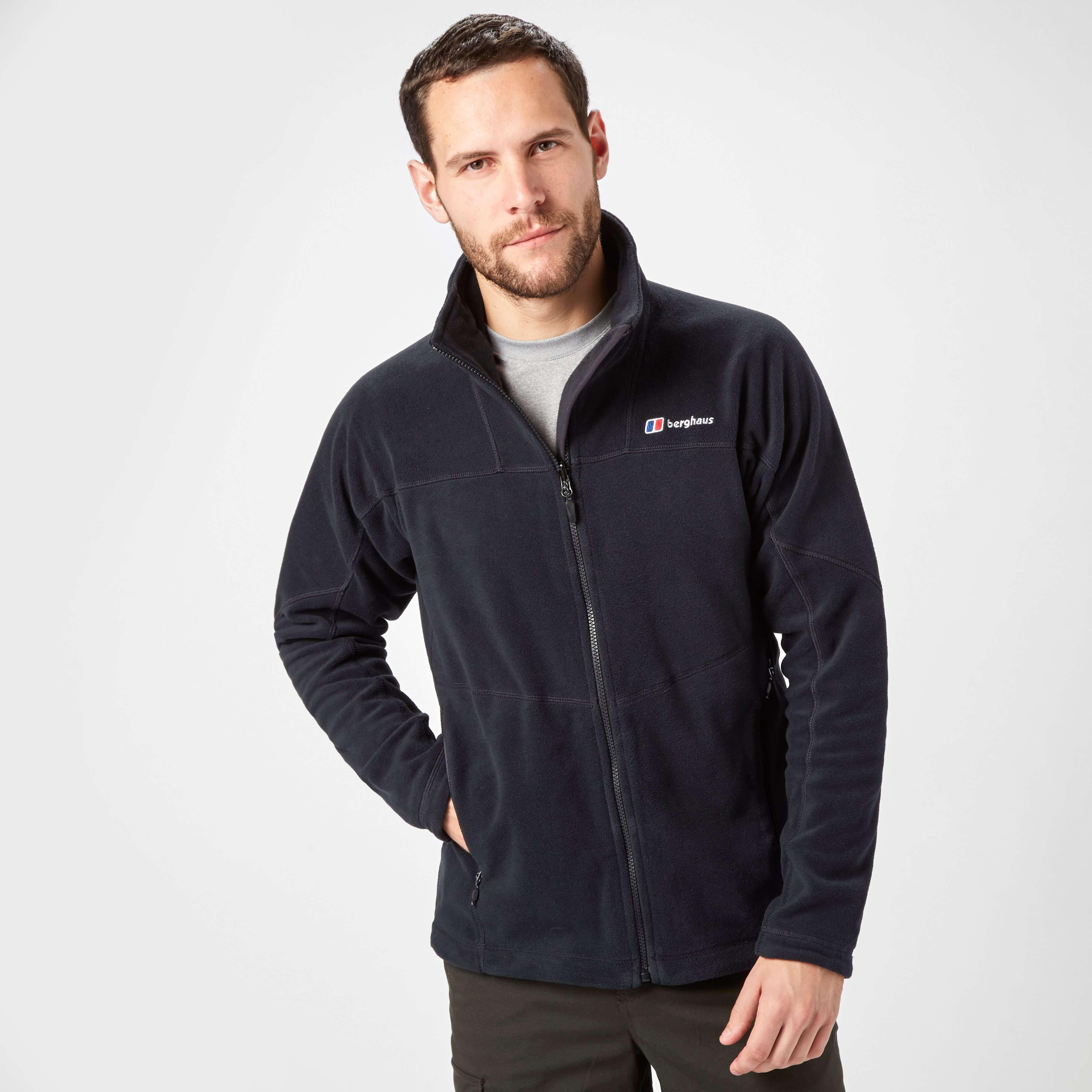 BERGHAUS Men's Prism II Full-Zip Micro Fleece