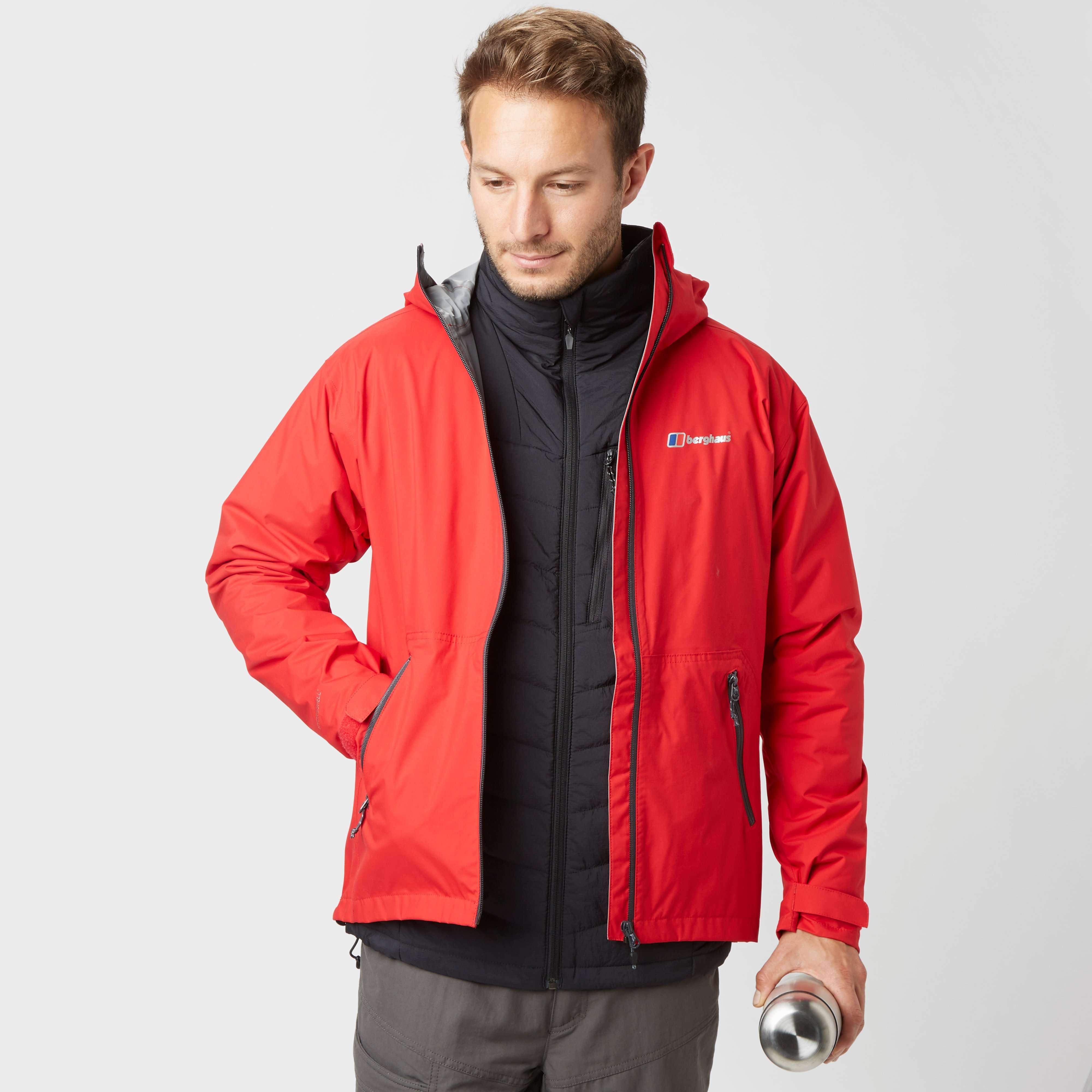 BERGHAUS Men's Stormcloud Hydroshell Jacket
