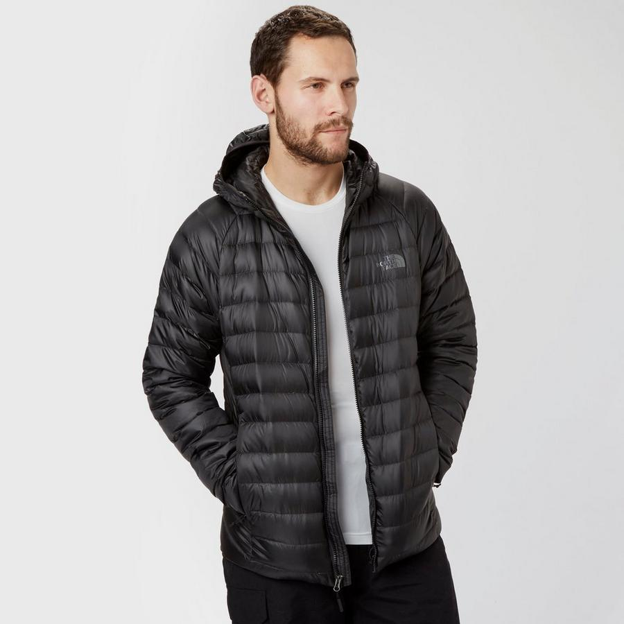 The North Face Men's Trevail Hooded Down Jacket | Ultimate Outdoors