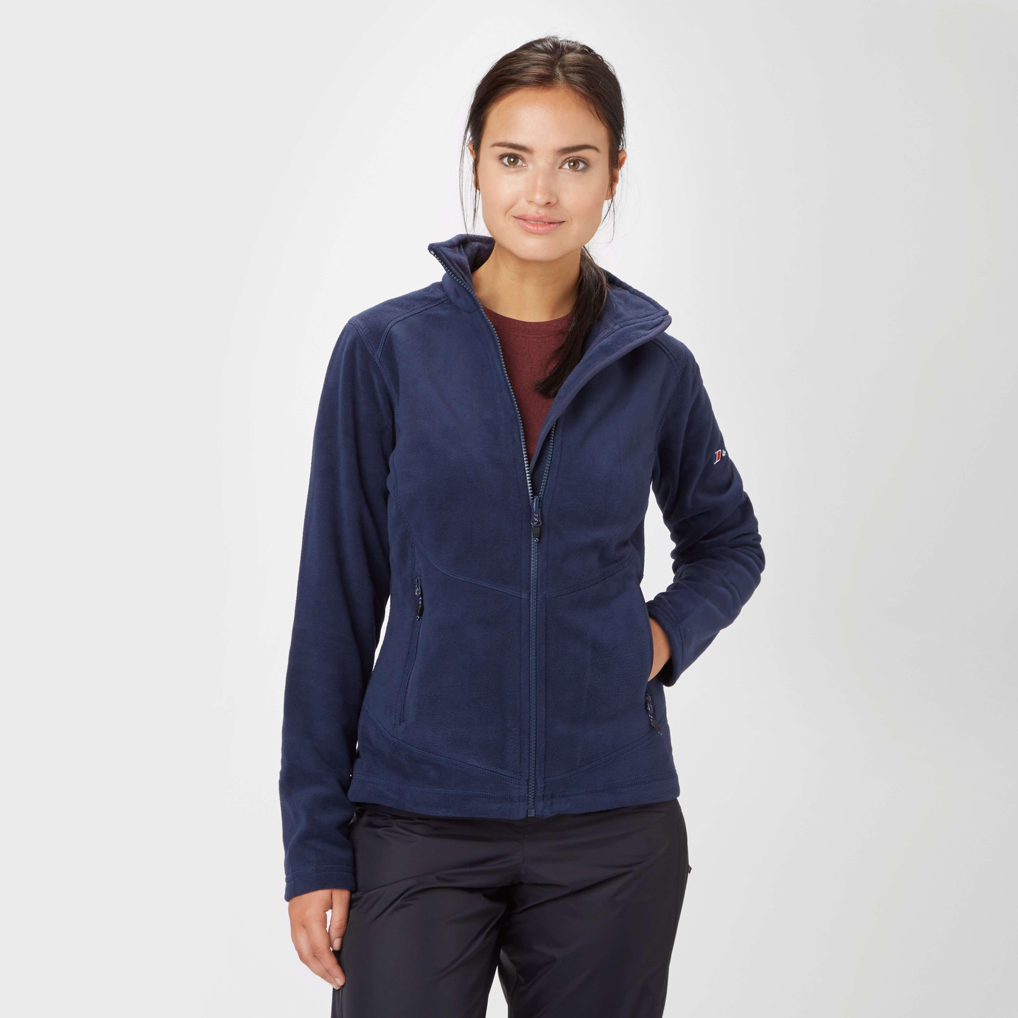 BERGHAUS Women's Prism II Full-Zip Micro Fleece