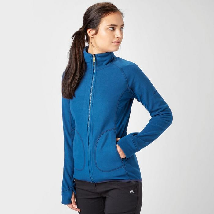 Women's InterActive Prism FullZip Micro Fleece