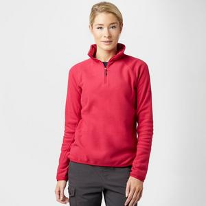 BERGHAUS Women's Hartsop Half-Zip Micro Fleece
