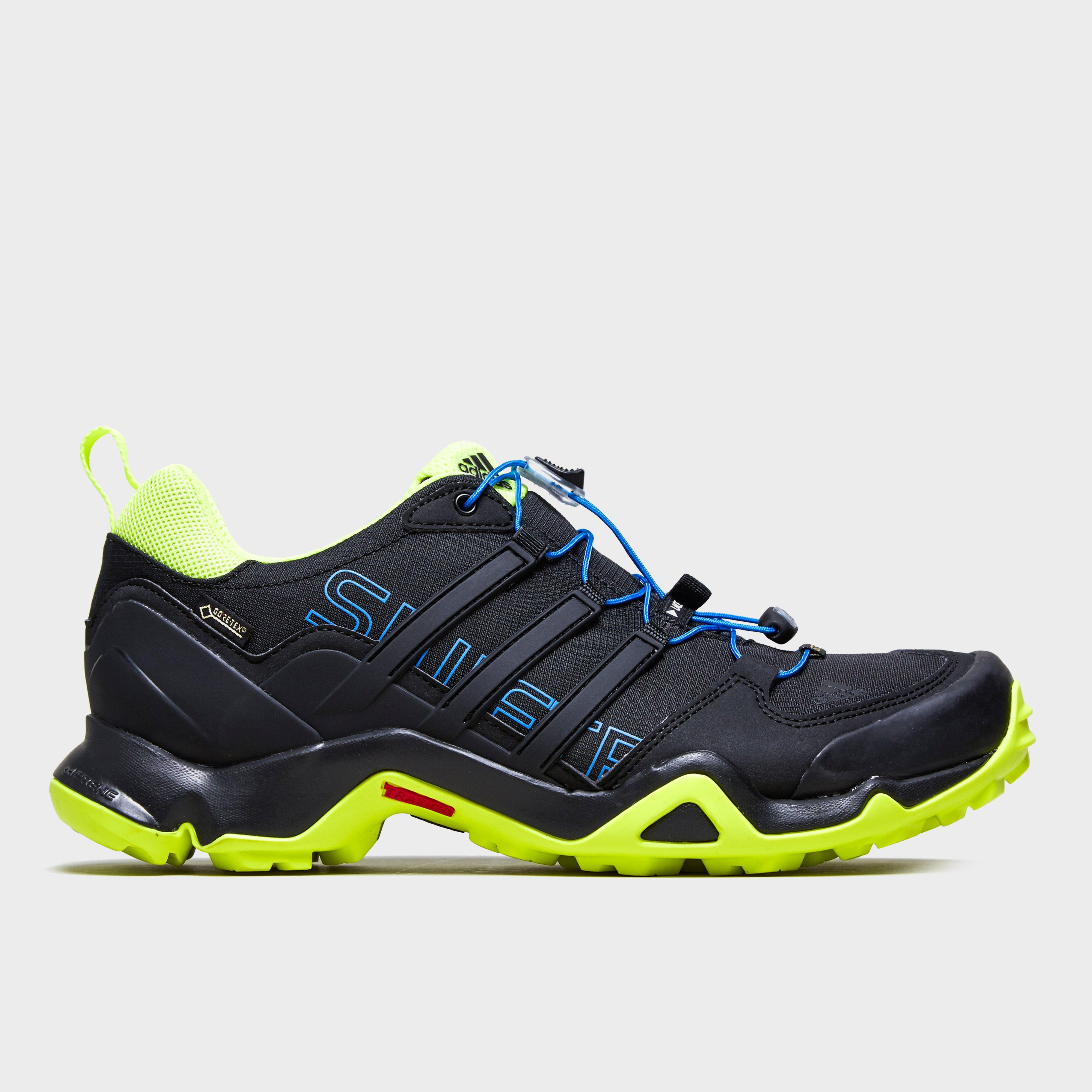 Adidas Mens Terrex Swift R GORETEX Shoes Black