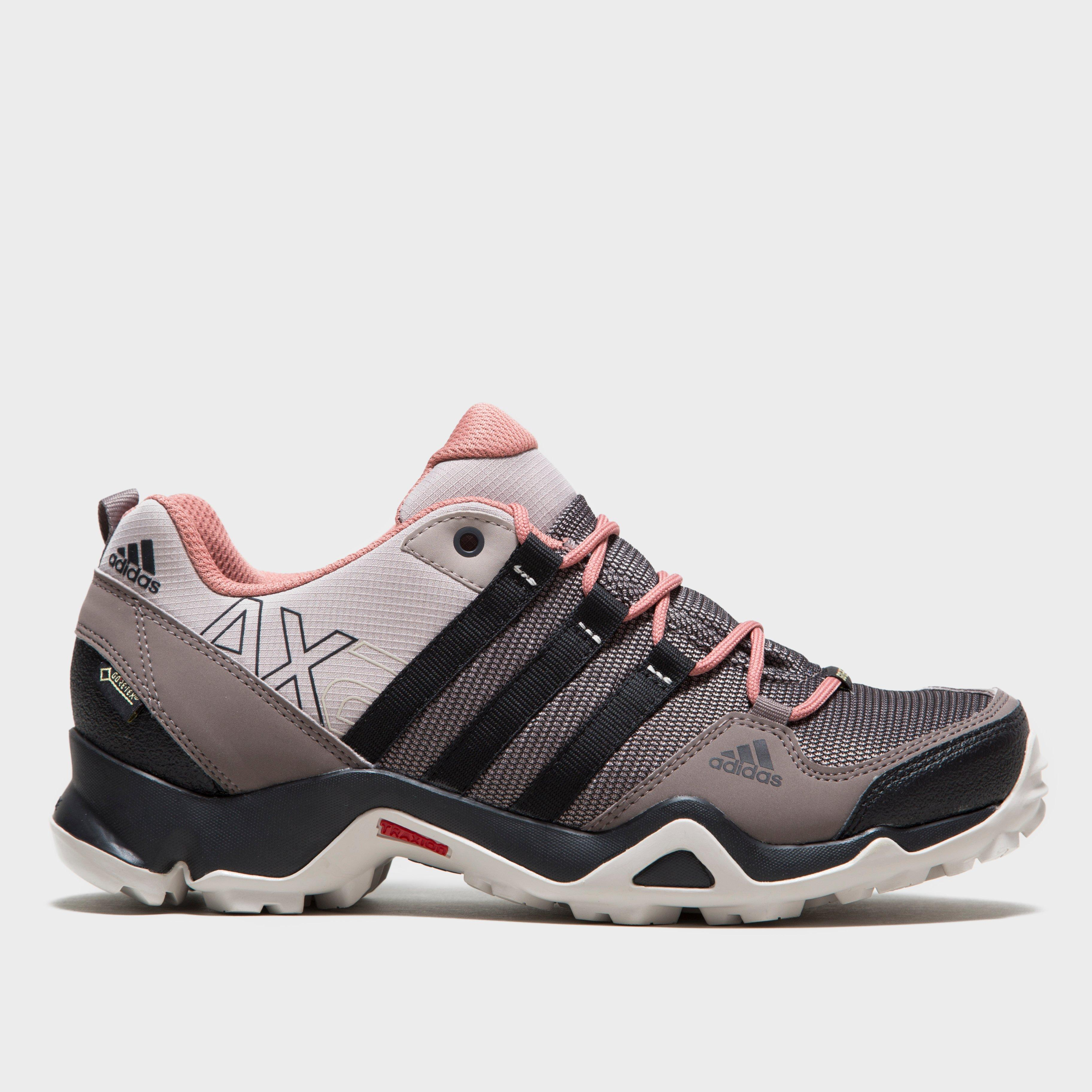 Adidas Womens AX2 GORETEX Shoe Grey