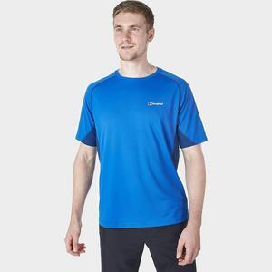 BERGHAUS Men's Tech Short Sleeve Crew