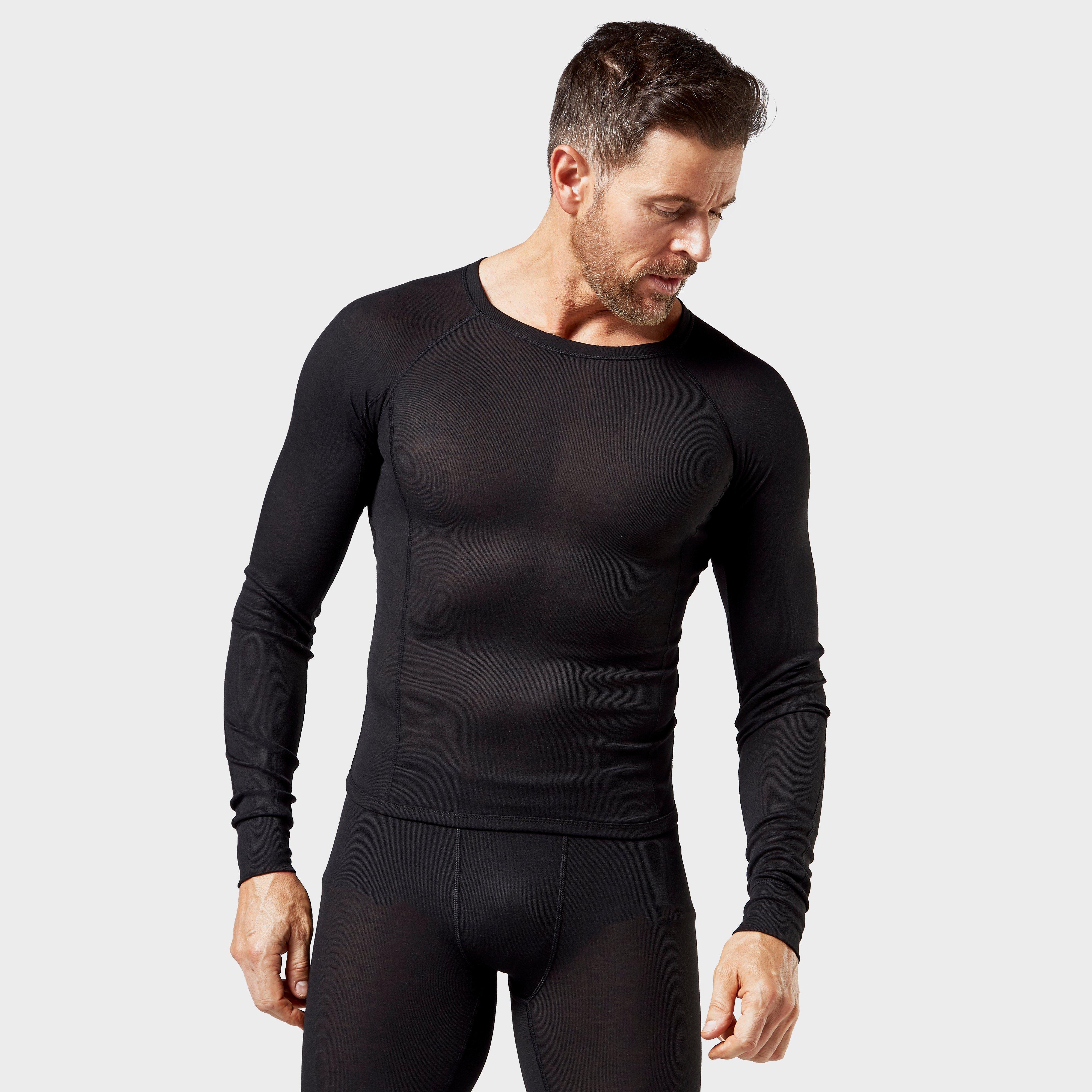 Men's Base Layers & Thermal Underwear   Blacks