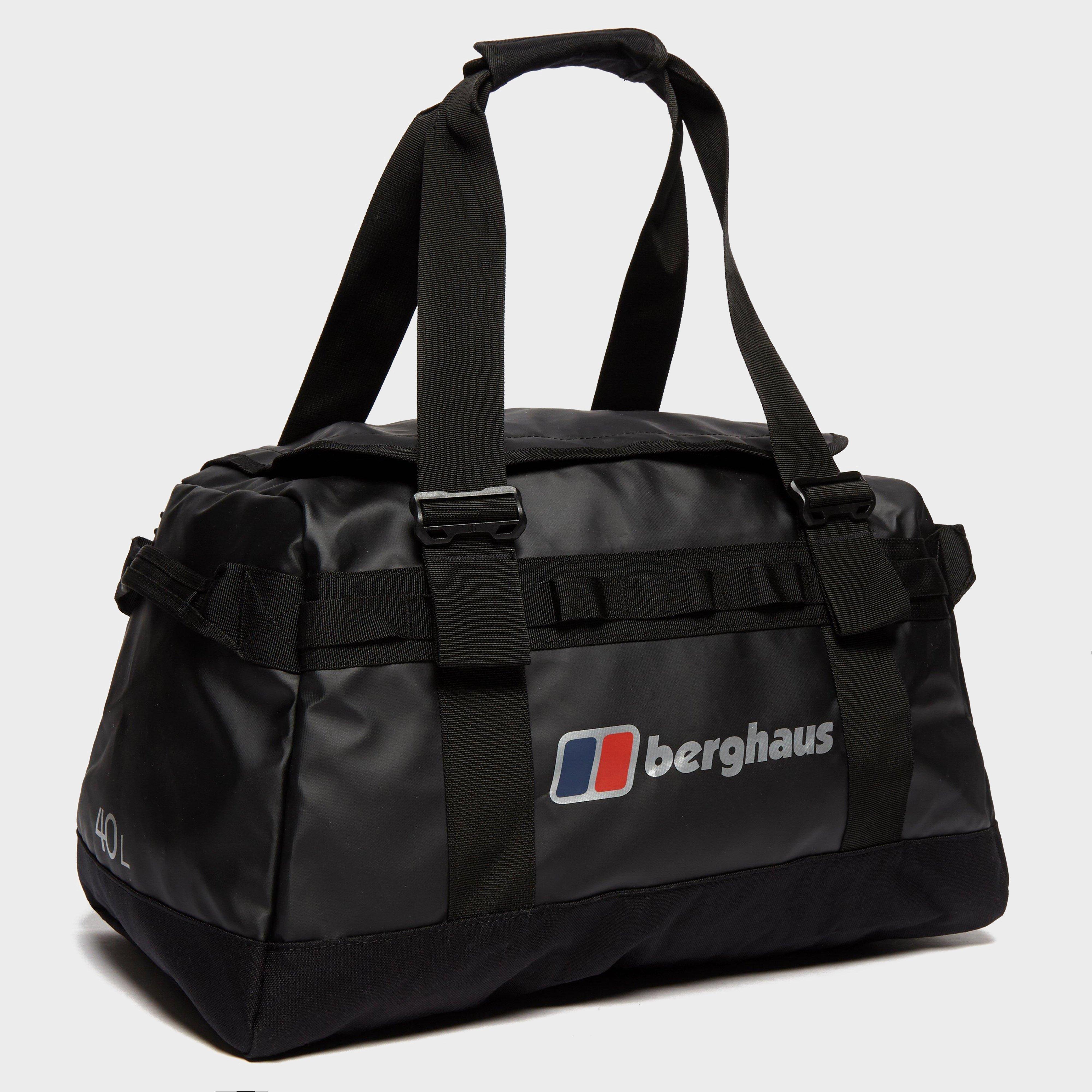 Berghaus Global 40l Holdall - Black  Black