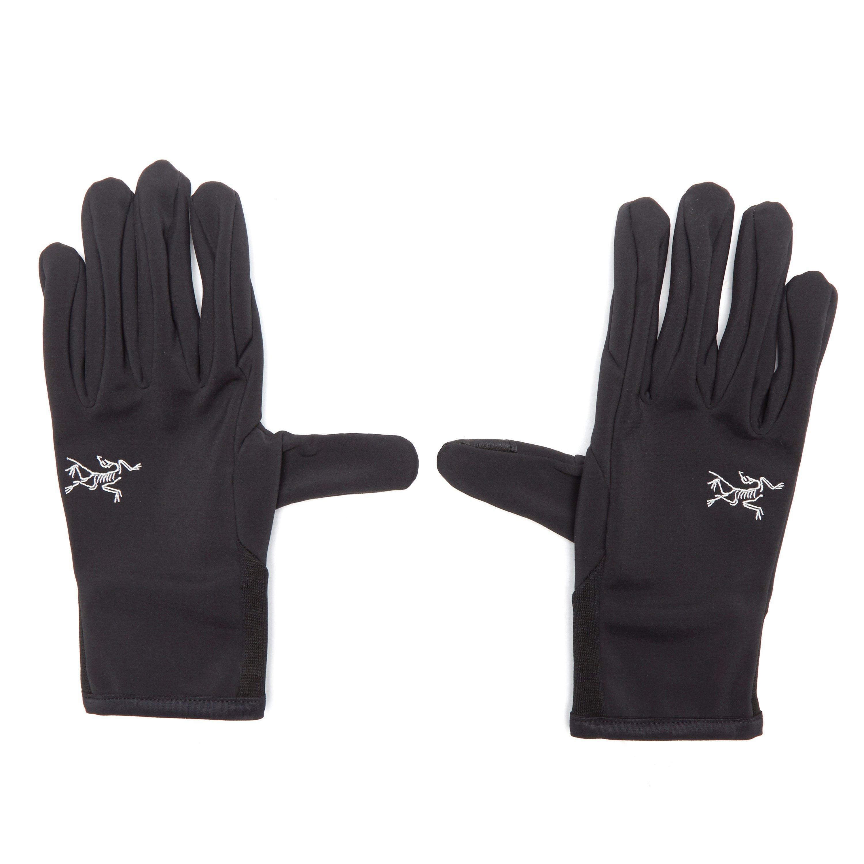 Arc'Teryx Venta Gloves - Black, Black