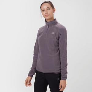 THE NORTH FACE Women's 100 Glacier Quarter Zip Fleece