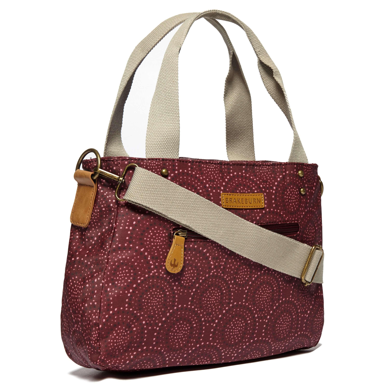 BRAKEBURN Circles Large Shoulder Strap Bag