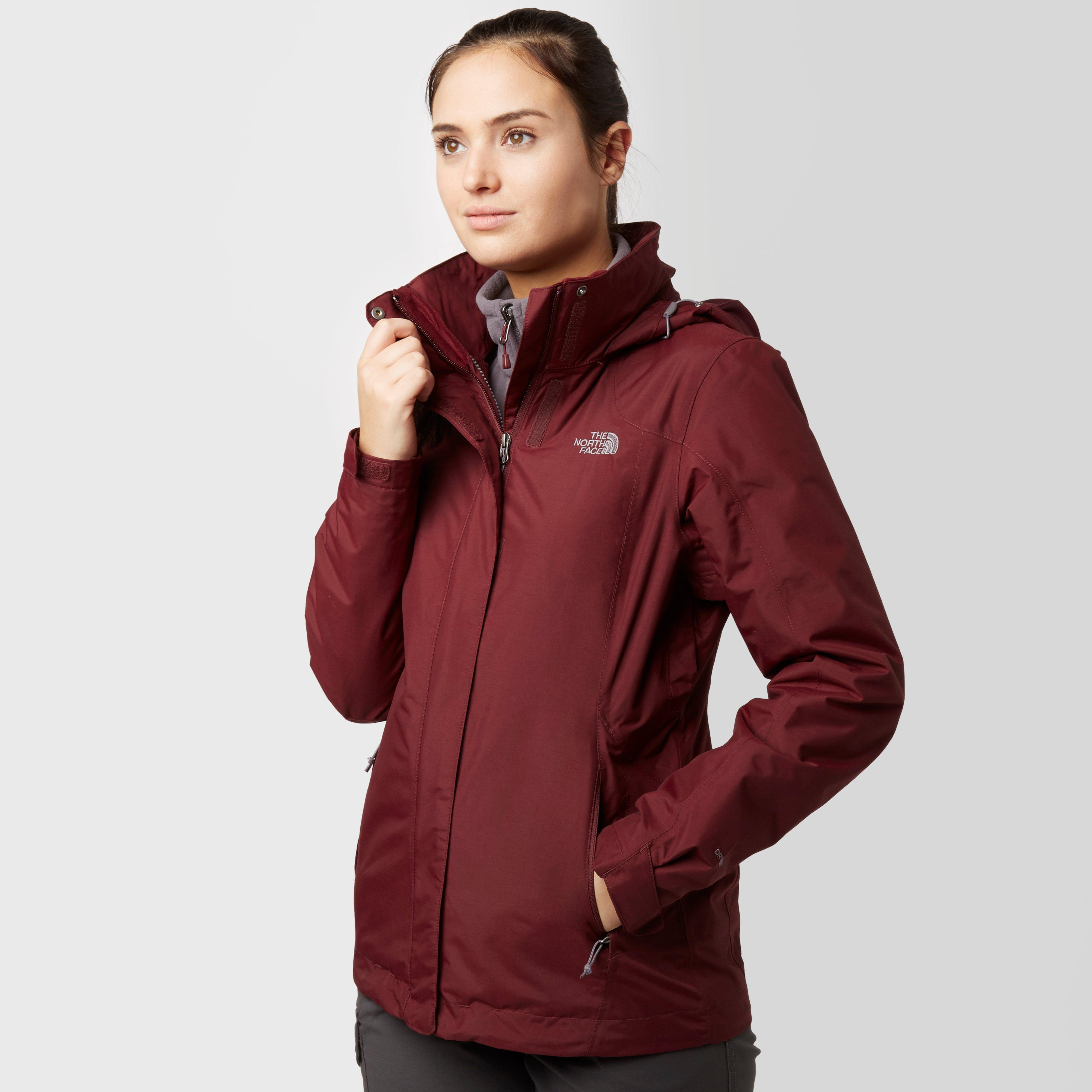 ... north face evolution triclimate 3 in 1 jacket kurtka the north face  evolution ii triclimate lady ...