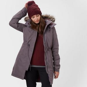 THE NORTH FACE Women's Zaneck Faux Fur Parka