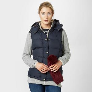 BRAKEBURN Women's Hooded Gilet
