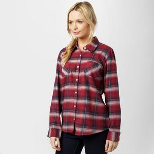 BRAKEBURN Women's Check Flannel Shirt
