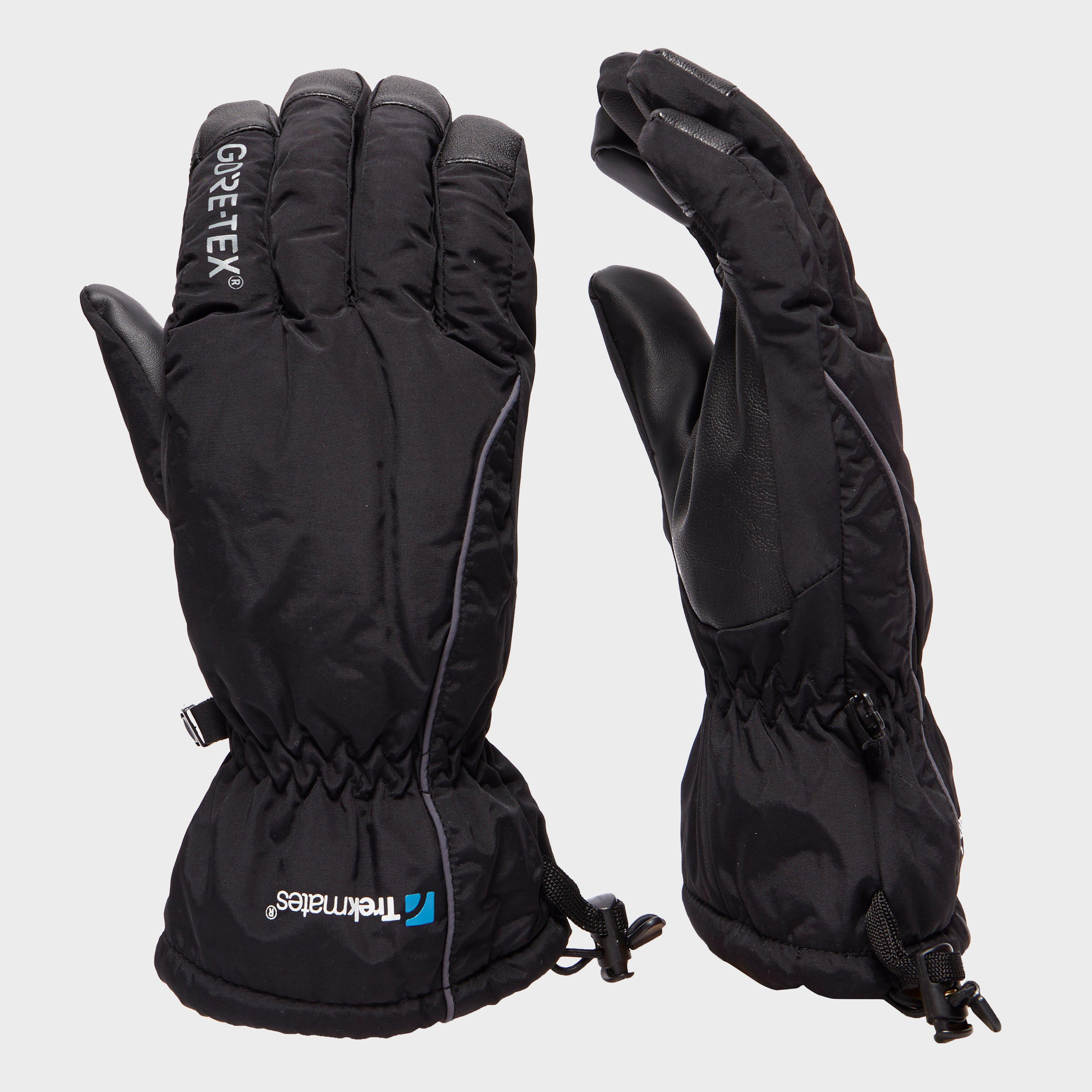 Mens fleece gloves xxl - Trekmates Chamonix Gore Tex Gloves