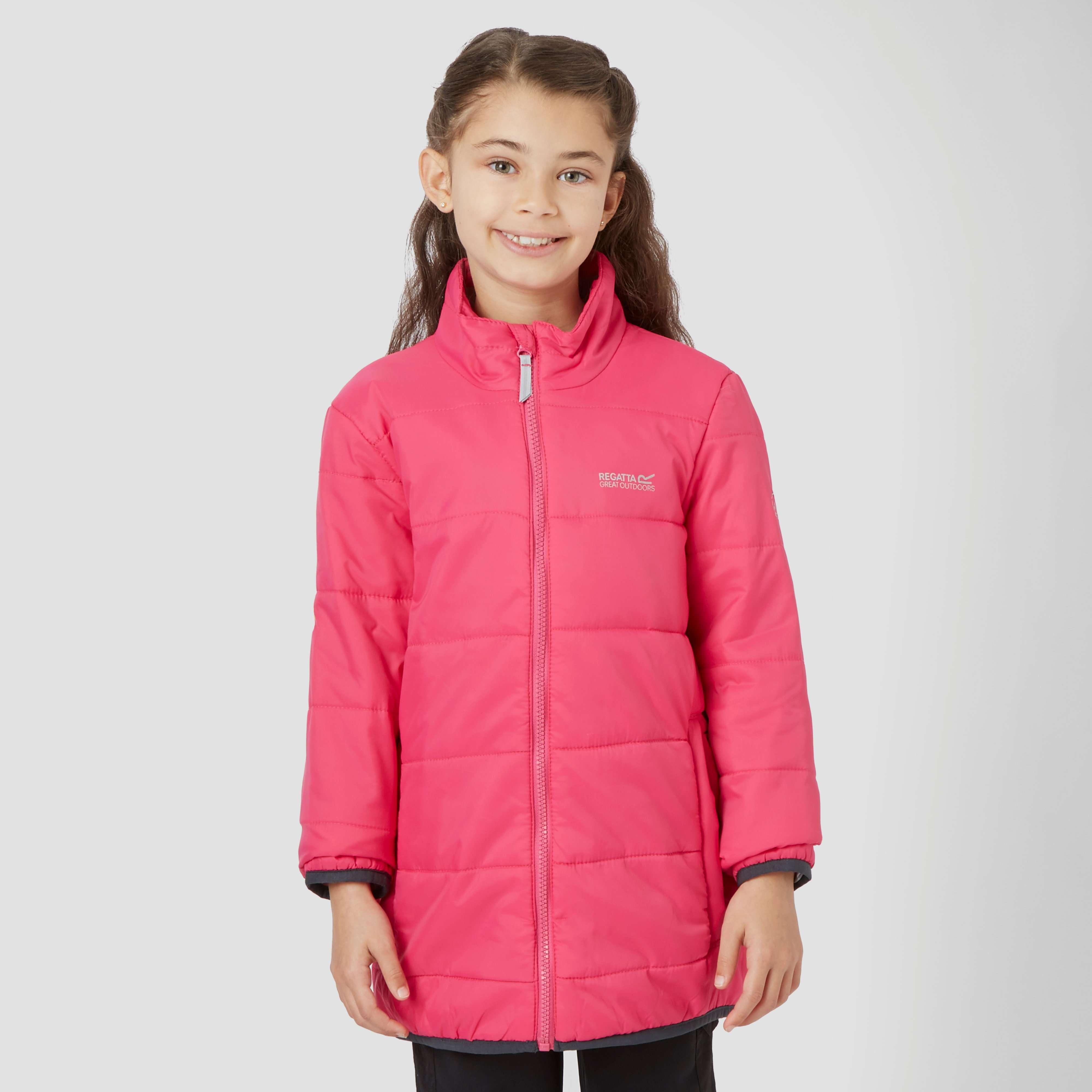 REGATTA Girl's Zyber Insulated Jacket