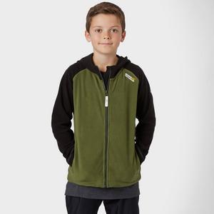 REGATTA Boy's Upflow Hooded Fleece