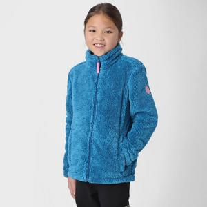 REGATTA Girls Foxton Full Zip Fleece