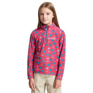 REGATTA Girls' Lovely Jubblie Half-Zip Fleece