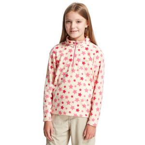 REGATTA Girl's Lovely Jubblie Half Zip Fleece