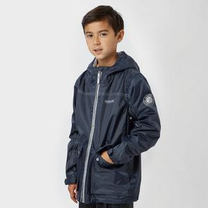 REGATTA Boy's Malham Waterproof Jacket
