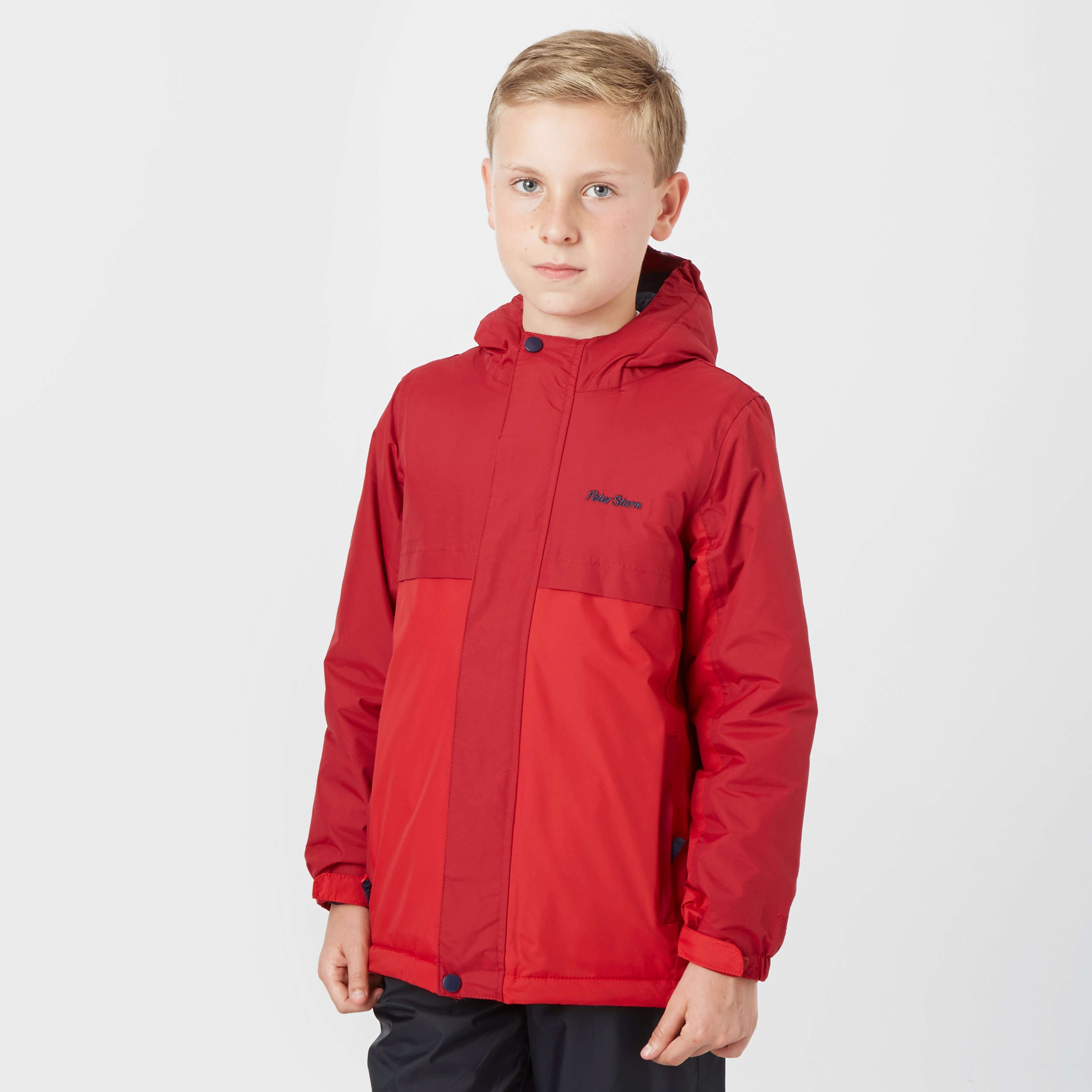 PETER STORM Boy's Insulated Waterproof Jacket