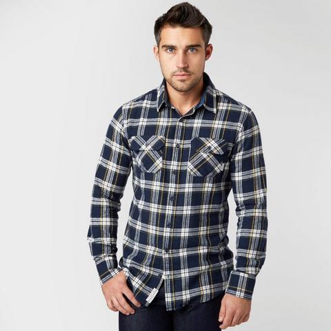 Men's Check Flannel Shirt