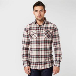 BRAKEBURN Men's Winter Check Flannel Shirt