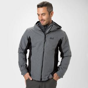 JACK WOLFSKIN Men's Icy Arctic 3-in-1 Jacket