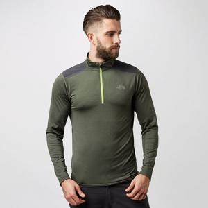 THE NORTH FACE Men's Killowatt Quarter-Zip Fleece