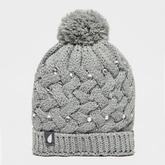 Women's Josephine Sequin Bobble Hat