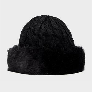 PETER STORM Women's Camilla Fur Trim Hat