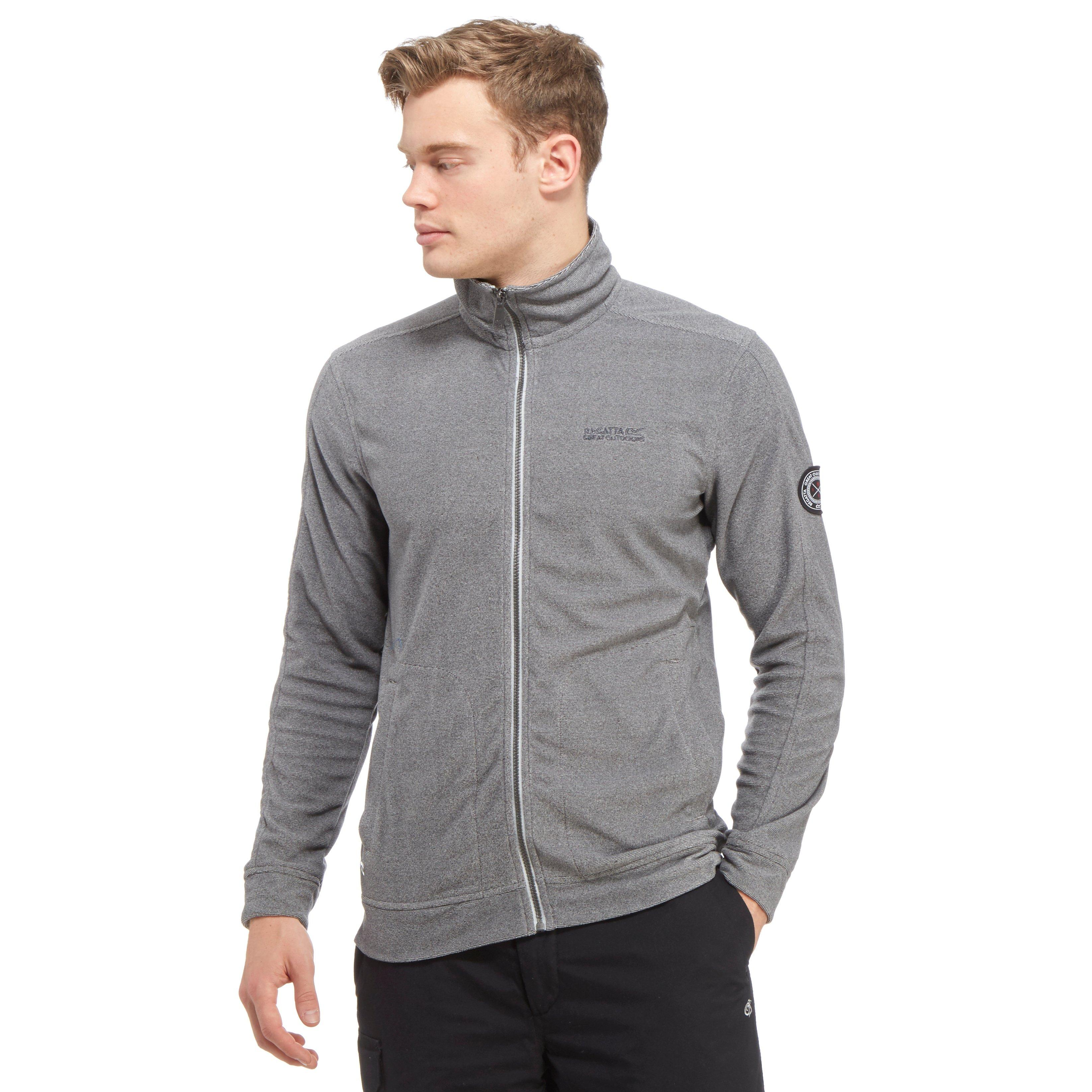 Regatta Mens Ultar Fleece Jacket Grey