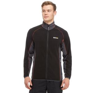 REGATTA Men's Ashton Full Zip Stretch Fleece