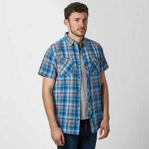 REGATTA Men's Ryland Short Sleeve Shirt