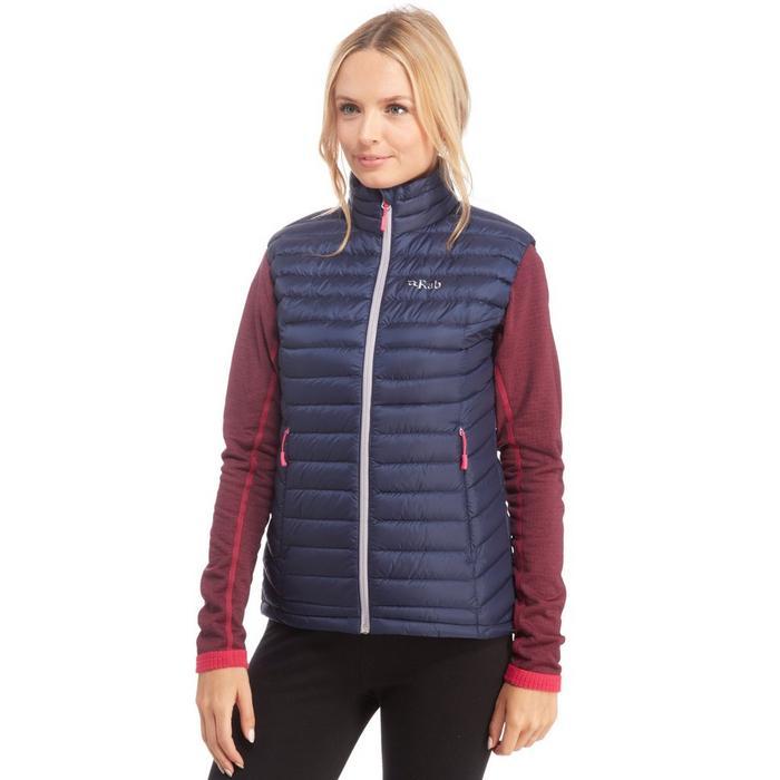 Women's Microlight Down Vest