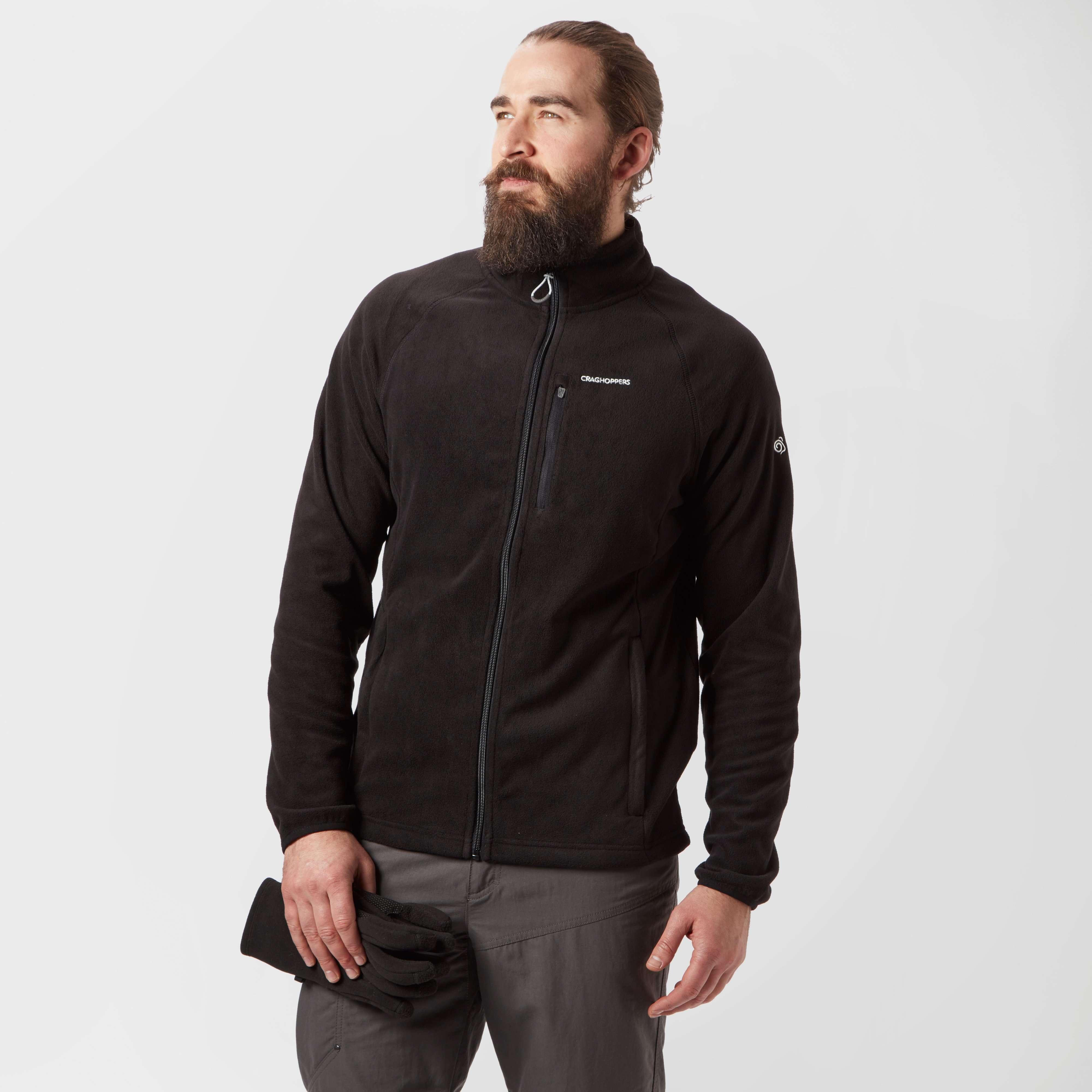 CRAGHOPPERS Men's Newlyn Full Zip Fleece