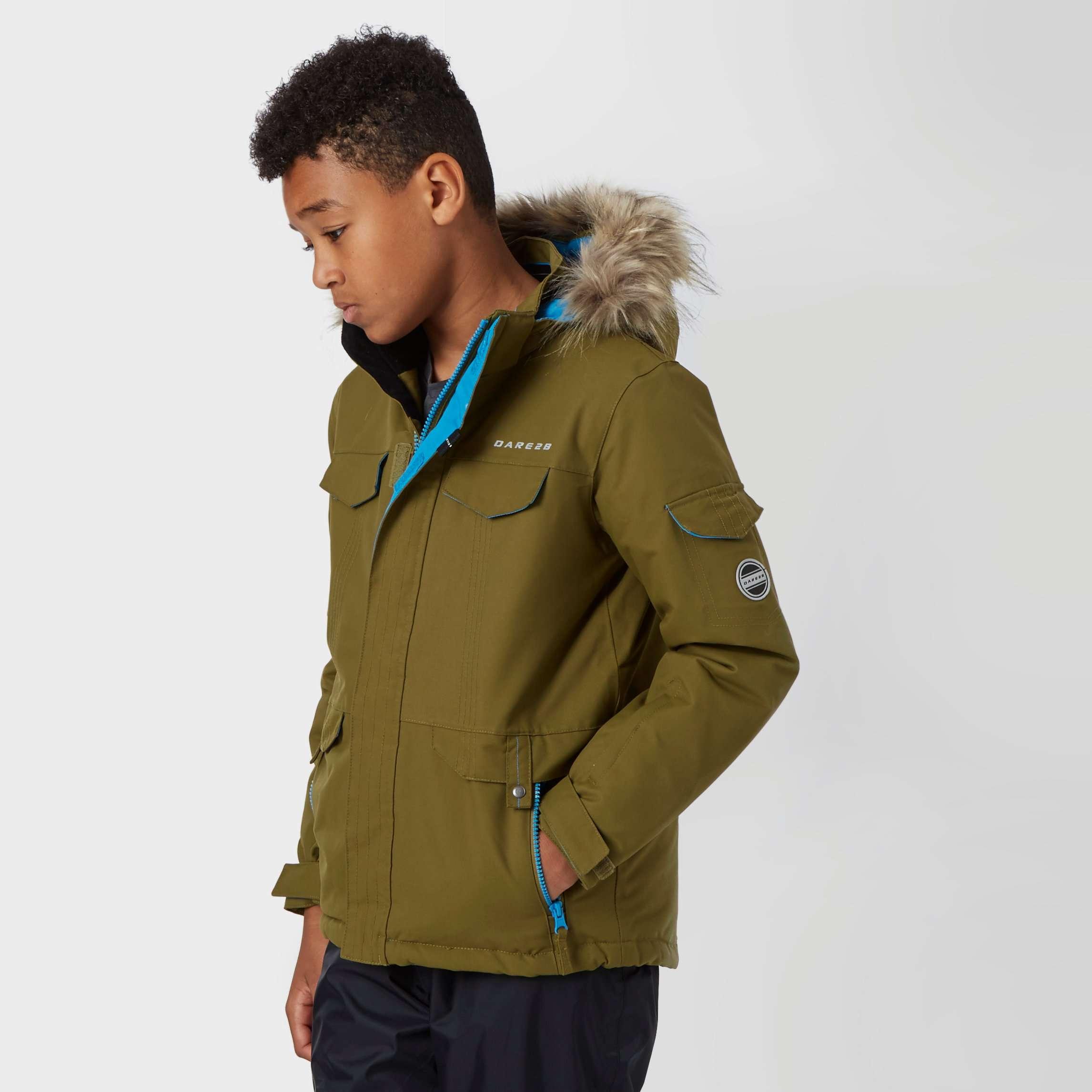DARE 2B Boy's Butterfly Kick Ski Jacket