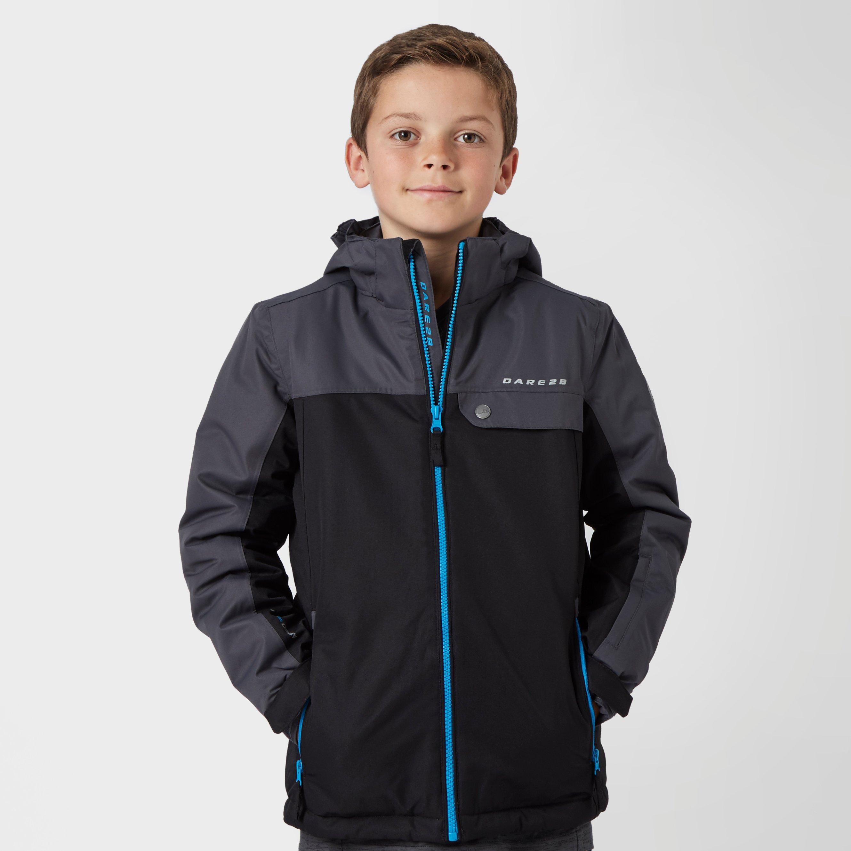 Dare 2B Boys Declared Ski Jacket Black