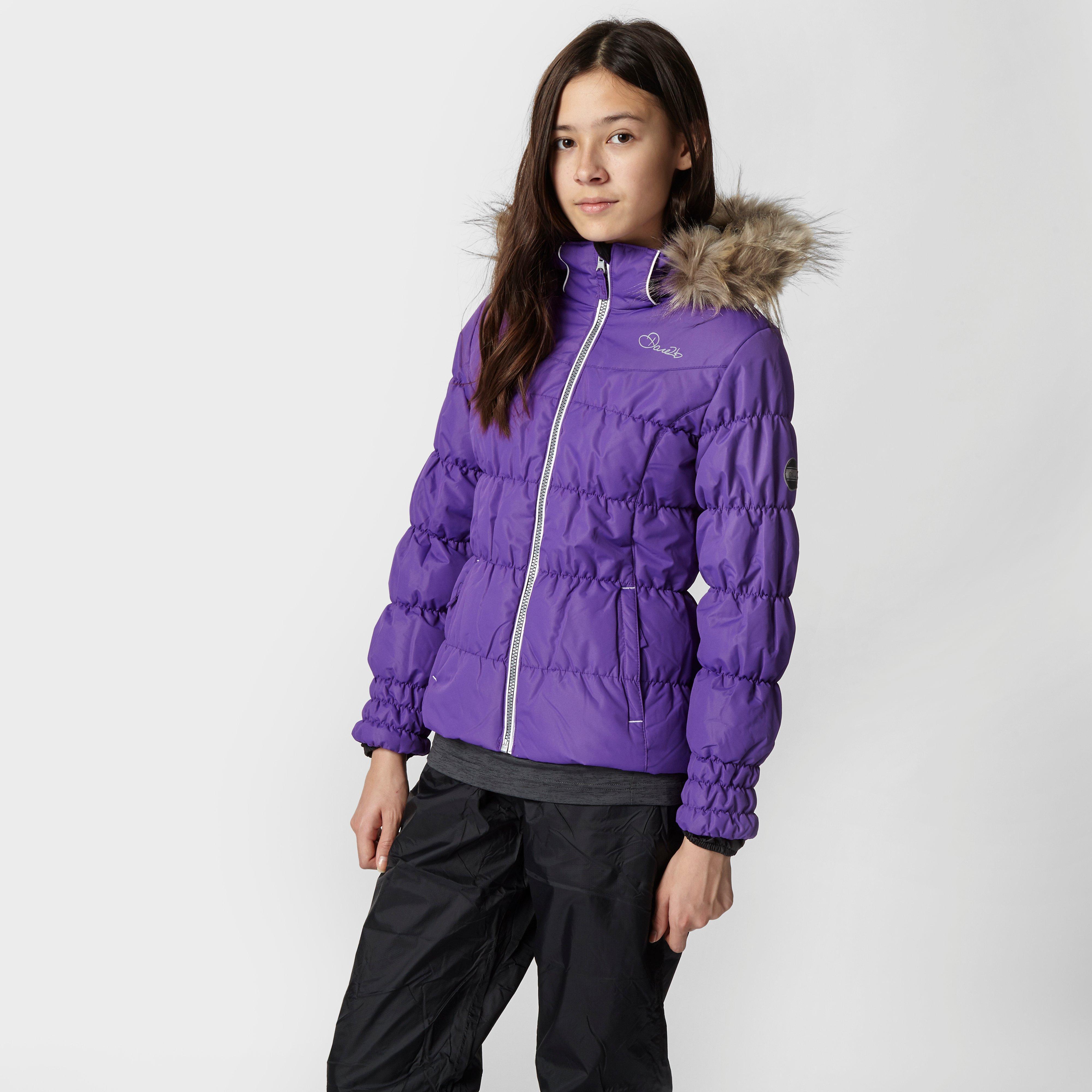 Dare 2B Girls Emulate 2 Ski Jacket Purple