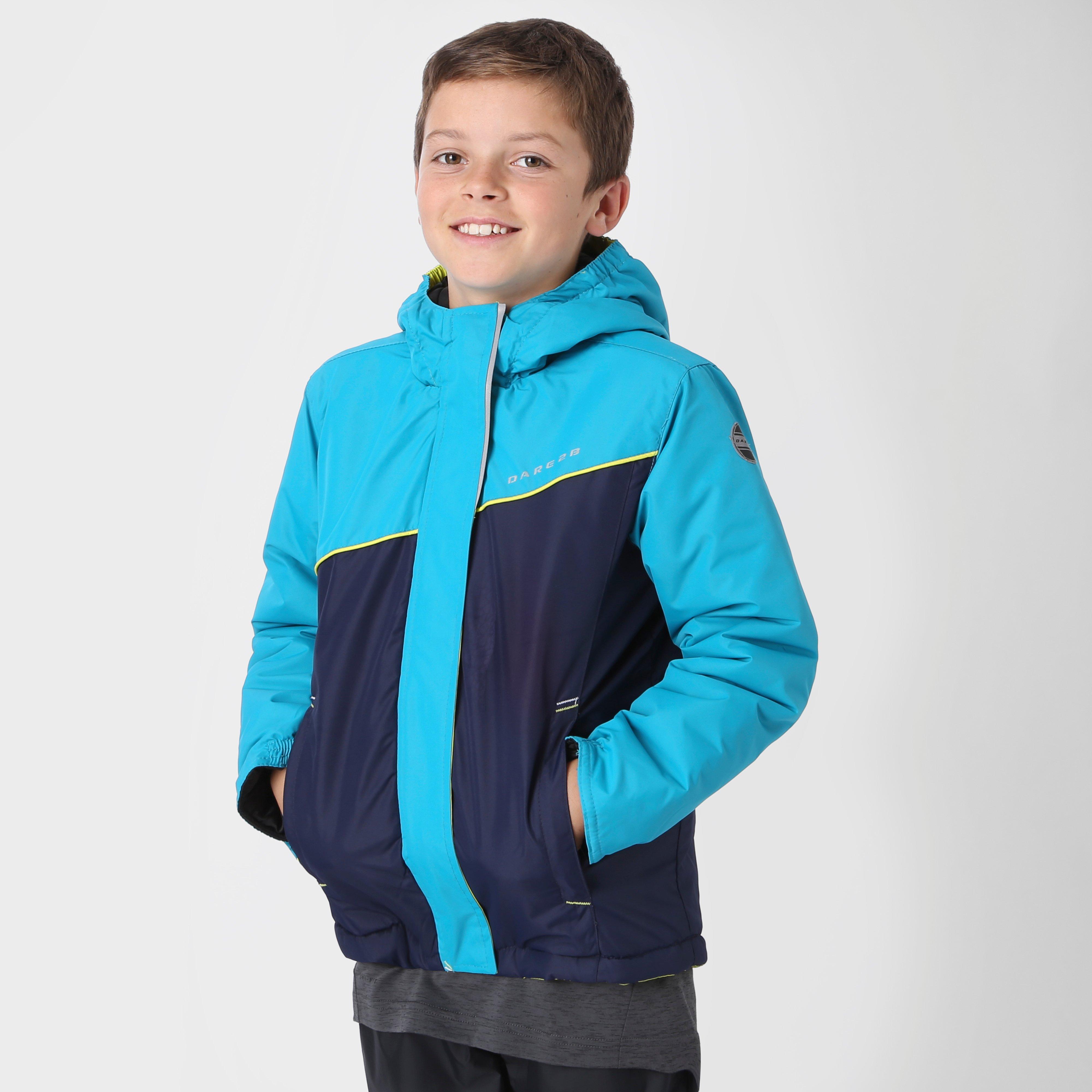 Dare 2B Boys Set About Ski Jacket Navy