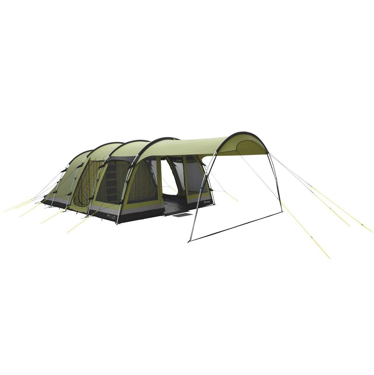 Outwell Bear Lake 6 Man Tent  Green Green