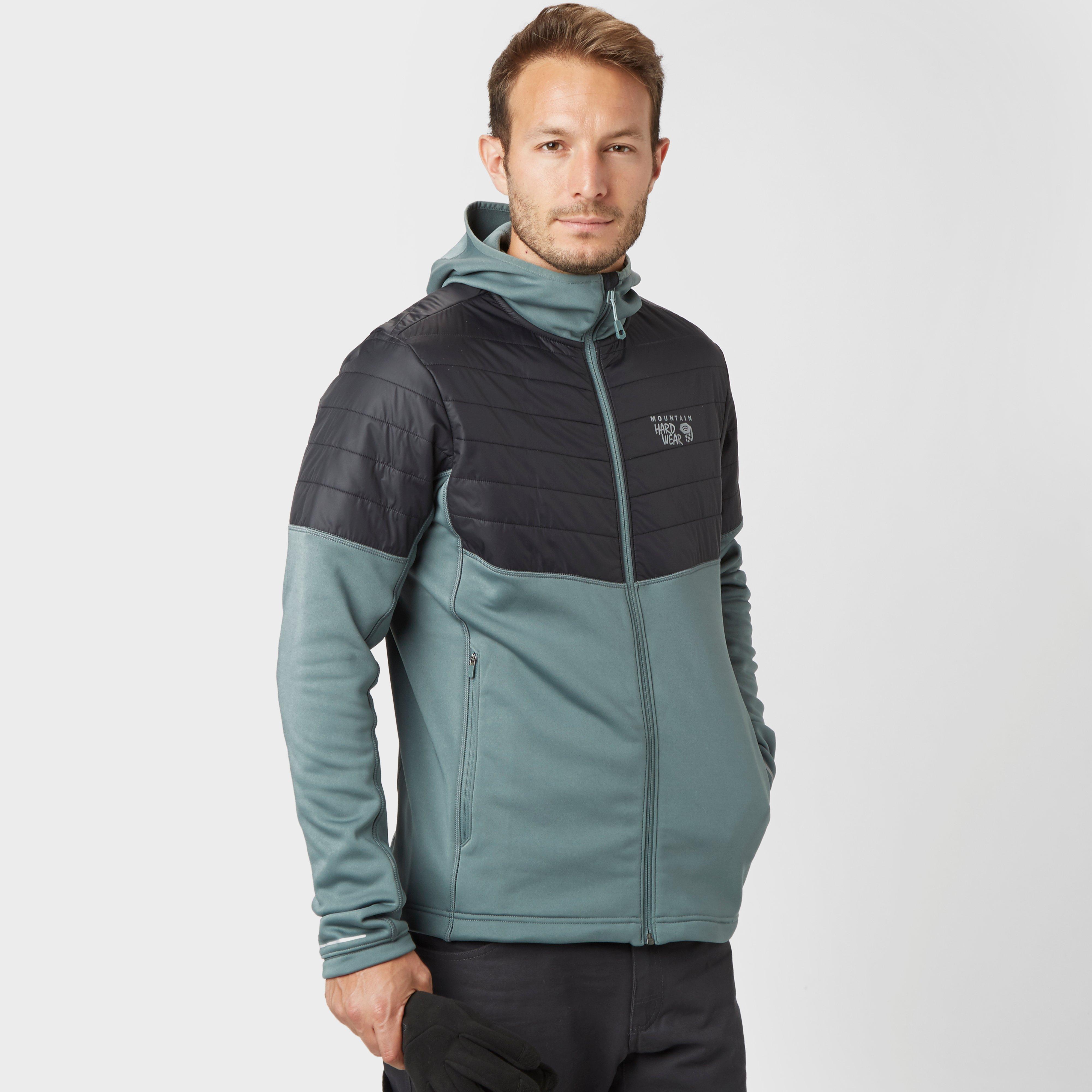 Mountain Hardwear Mens 32° Insulated Jacket Black