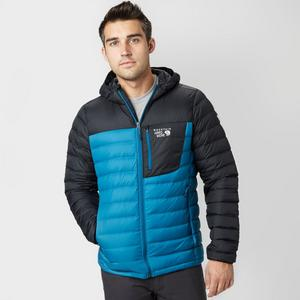 MOUNTAIN HARDWEAR Men's Dynotherm™ Hooded  Down Jacket