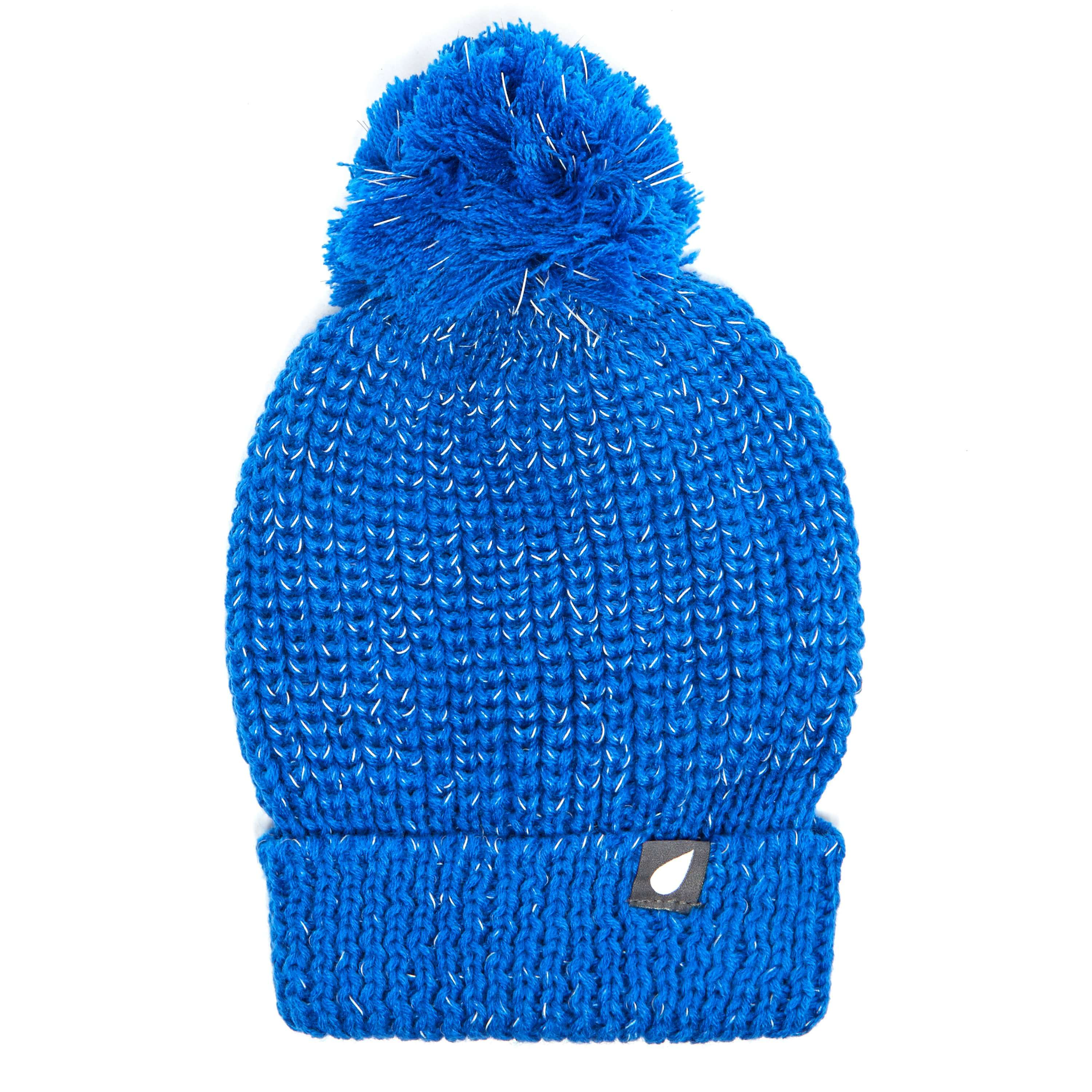 PETER STORM Kids Robin Reflect Bobble Hat