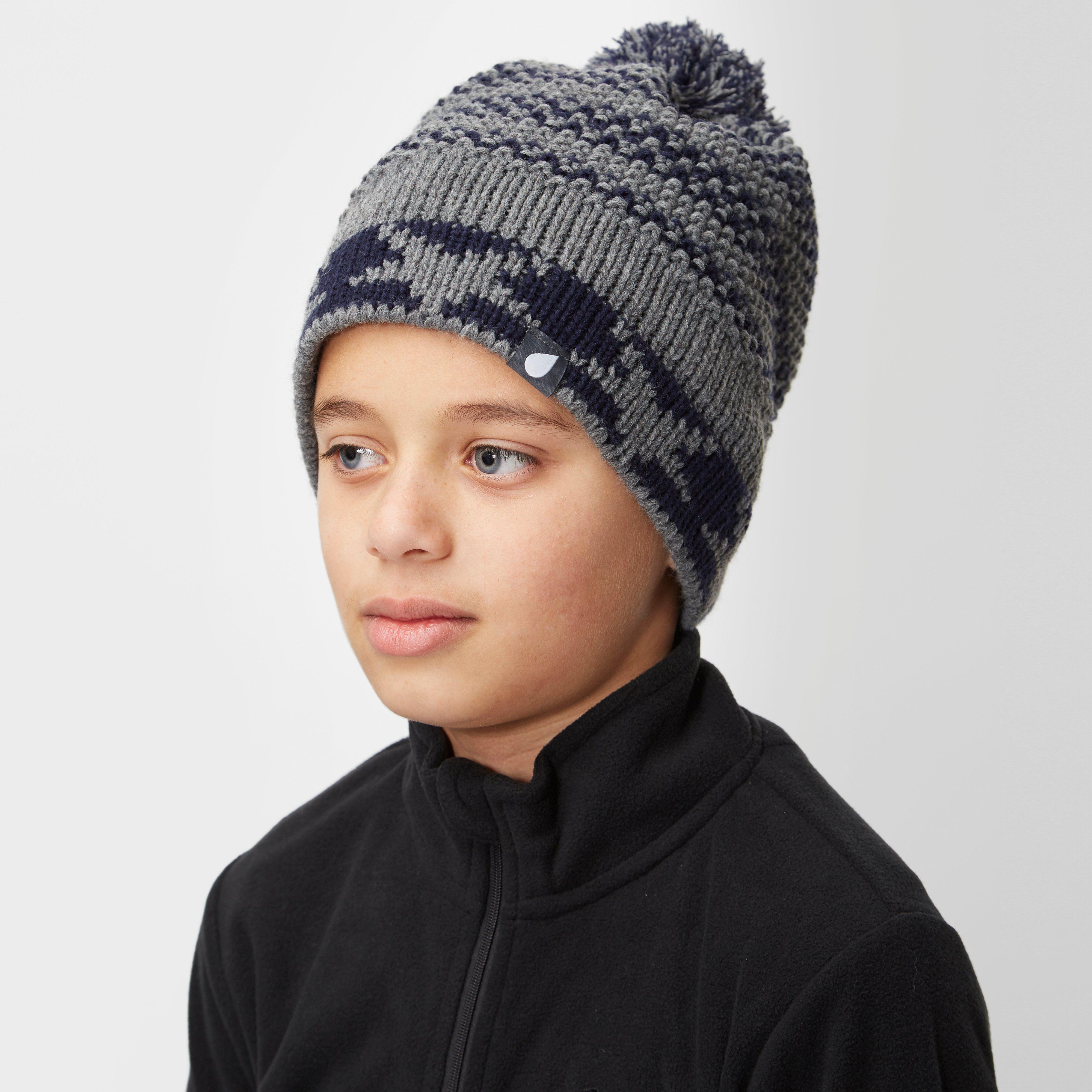 PETER STORM Boy's Ethan Bobble Hat